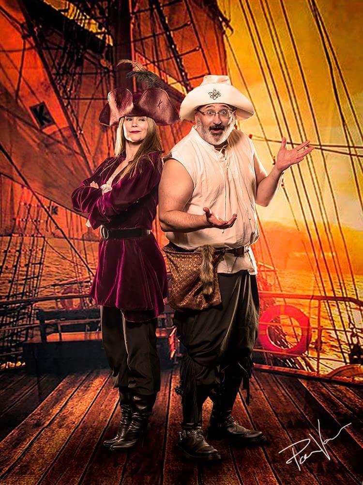 Pirate show profile picture